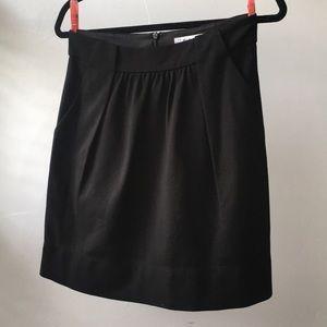 Trina Turk Black Skirt w/ Pockets, 2